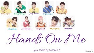 Video Produce 101- Hands on Me Lyrics (Han/Rom/Eng) Typed Out download MP3, 3GP, MP4, WEBM, AVI, FLV Maret 2018