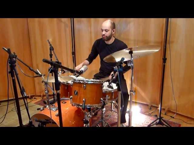 Aula 1 - Percussão de samba para bateria | Lesson 1 - Samba percussion for the drum kit