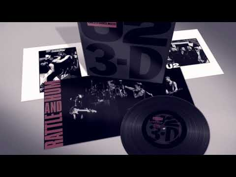"U2 - ""Desire"" (Hollywood Remix)"