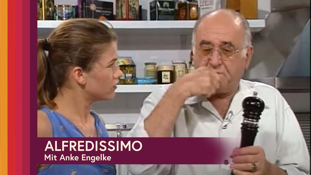 alfredissimo! - Kochen mit Bio! - Lamm mit Honig / New York-Cologne Cheesecake mit Anke Engelke