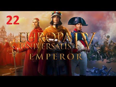 22 Europa Universalis IV Emperor Austria HRE |