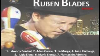 AMOR Y CONTROL RUBEN BLADES LIVE.