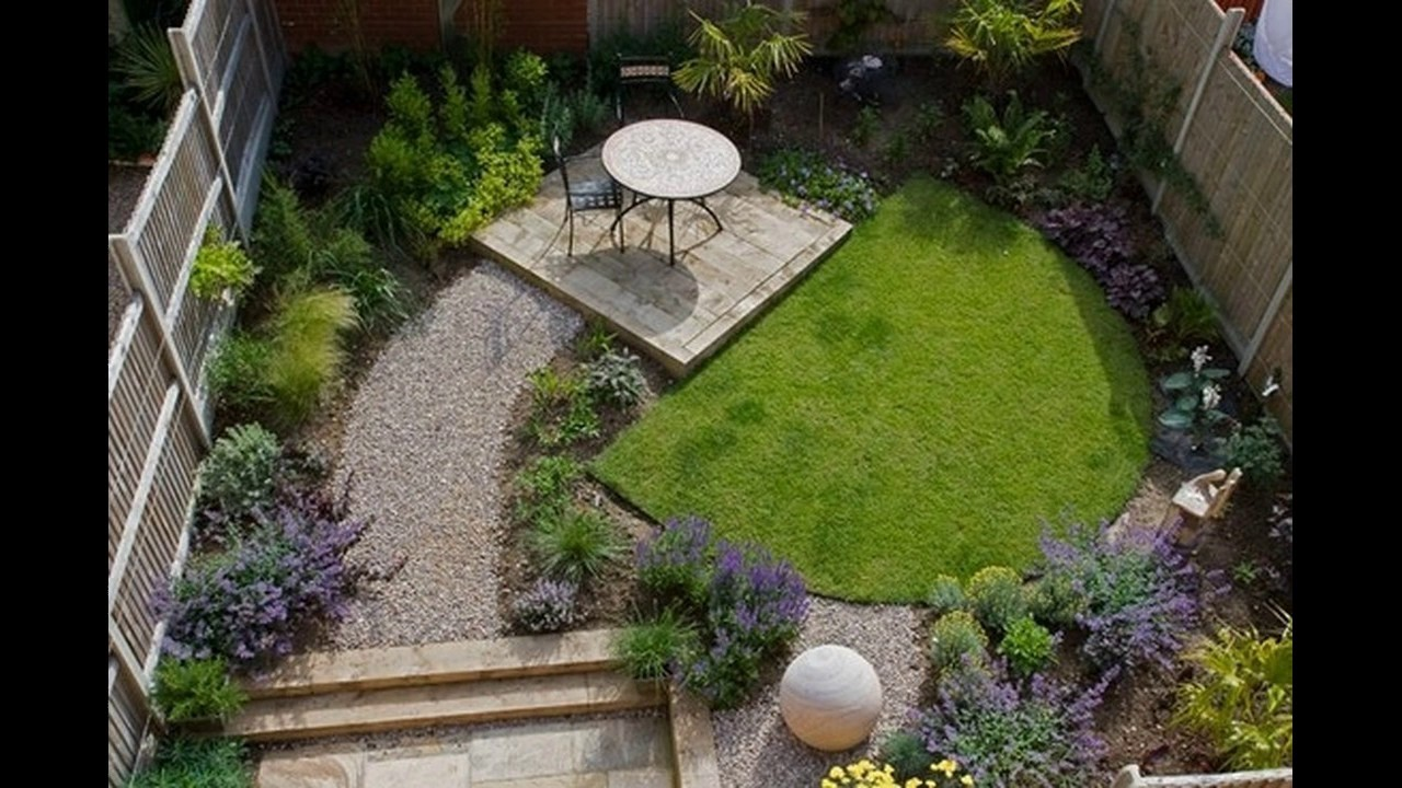 Townhouse Garden Design Ideas Youtube
