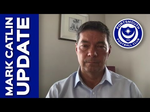 Despite the ongoing Covid-19 shutdown, Portsmouth CEO Mark Catlin continues his monthly update and Q&A