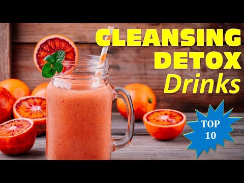 how-to-make-detox-drinks-?-top-10-cleansing-beverage-2020