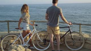 6ku 8 Speed Urban Explorer Series: Crystal Cove