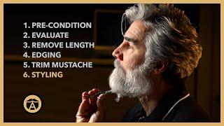Ultimate Beard Trimming Guide: 6 Step Tutorial