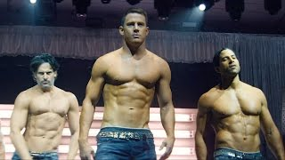 Repeat youtube video Magic Mike XXL - Official Teaser Trailer [HD]