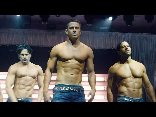 Trailer for Magic Mike XXL premieres online -- watch