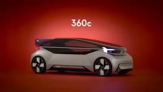 Volvo 360c presentation