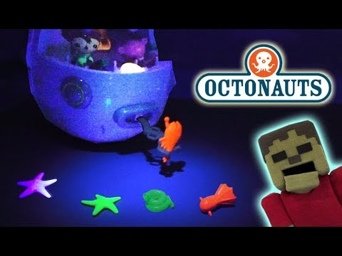 Octonauts Gup A OCEAN ADVENTURE Vehicle Playset Fisher-Price Imaginext Unboxing Full episodes Toy