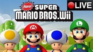 New Super Mario Bros Wii Let