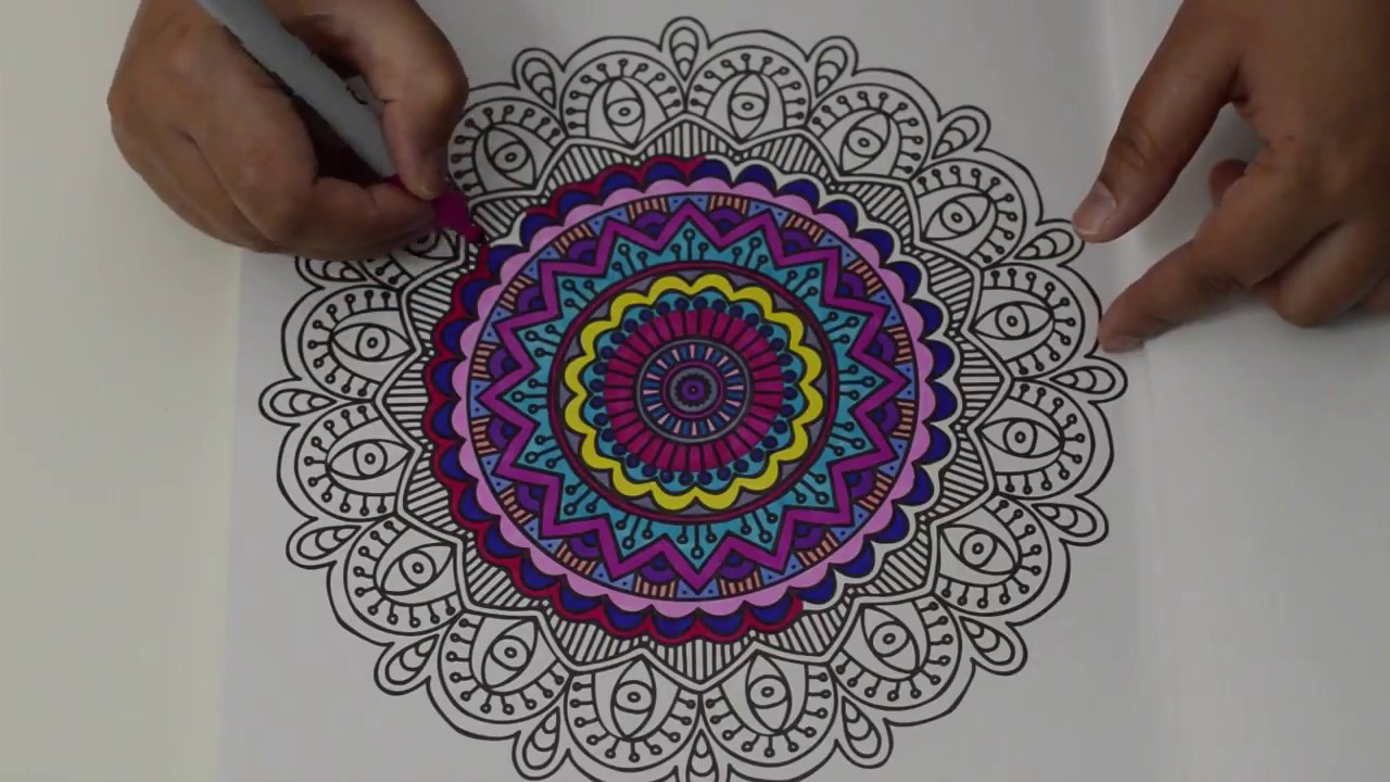Coloring Mandalas For Adults Top Tips To Free Your Creativity Colorit