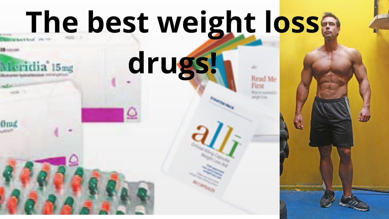 What are the Best Weight Loss Drugs?