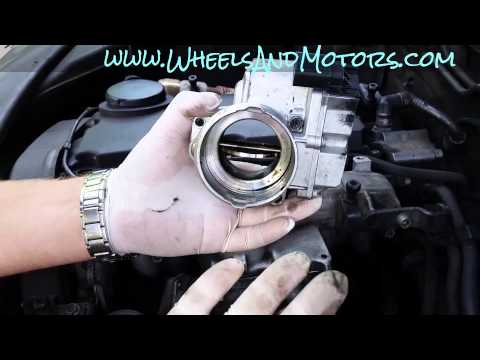 "How to replace intake manifold flap motor, aka ""Throttle body valve"" on 2.0 tdi engine (Audi A6)"
