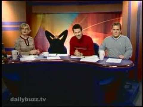 News Blooper Reel - The Daily Buzz 2002-2007