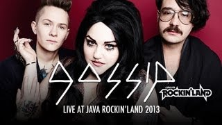 "GOSSIP ""Move In The Right Direction"" live at Java Rockin"