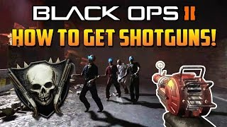 black ops 2 zombies how to get shotguns ranking system bo2 zombies ranking system explained