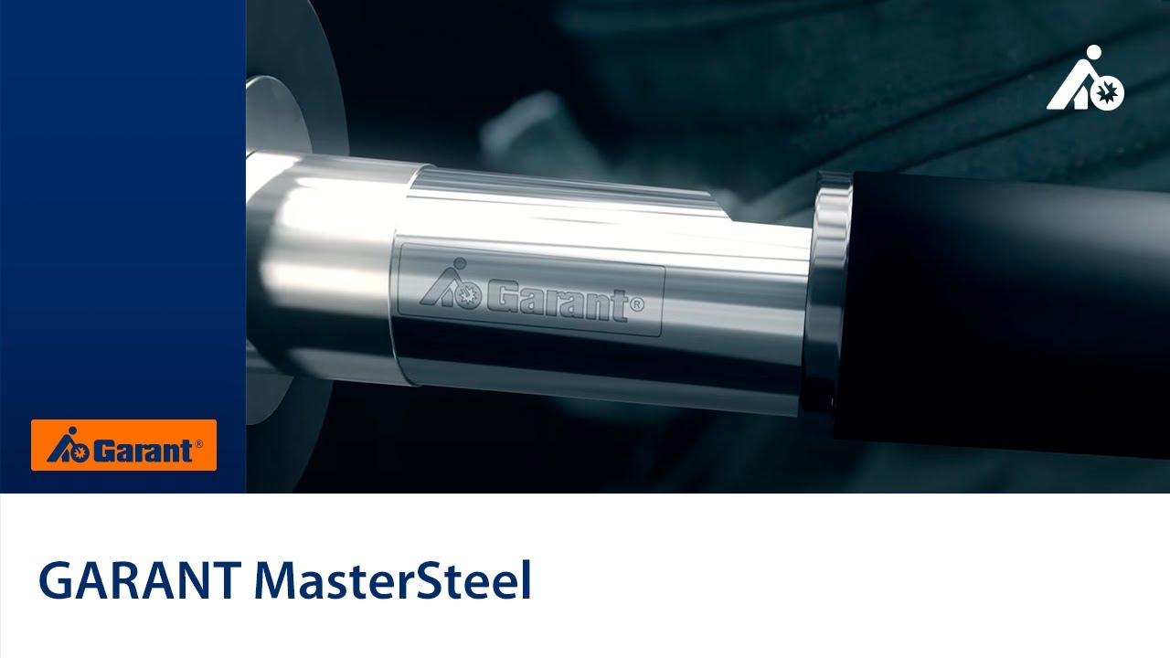 GARANT MasterSteel - Hoffmann Group - YouTube