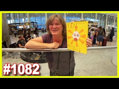 California to Canada, the Travel Home. Welcome Home - VidCon Day 5