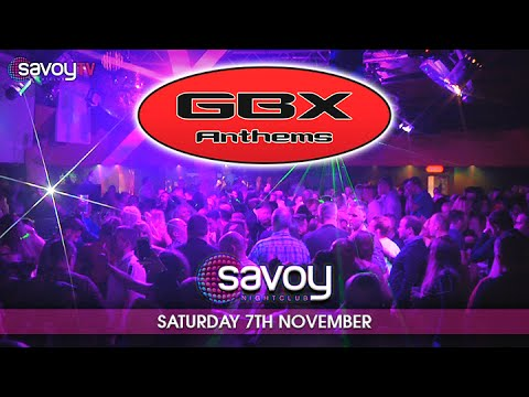 George Bowie GBX At The Savoy Glasgow, November 2015 - Filmed by UXXV Media