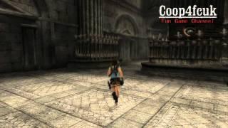 видео Лара Крофт в России - Tomb Raider: Anniversary - Прохождение