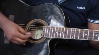 Chahun main ya naa ashiqui 2 guitar tutorial+chords