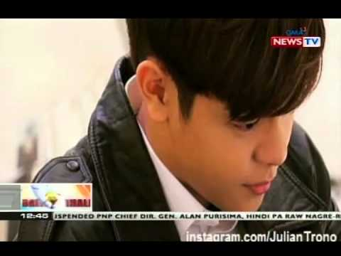 BT: Julian Trono, nagtanghal sa Korean variety program na 'Show Champion'
