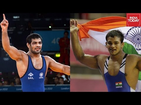 Sushil Challenges Narsingh For Trails To Select Best Wrestler For Rio
