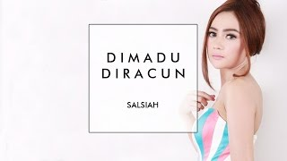 Salsiah - Dimadu Diracun (Dangdut Terbaru 2016)