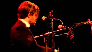 Ed Harcourt - Rain on the Pretty Ones @ Leeuwenbergh (10/13)