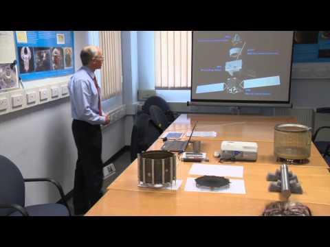 QinetiQ Schools Day 2013 - Presentation on Electric Propulsion