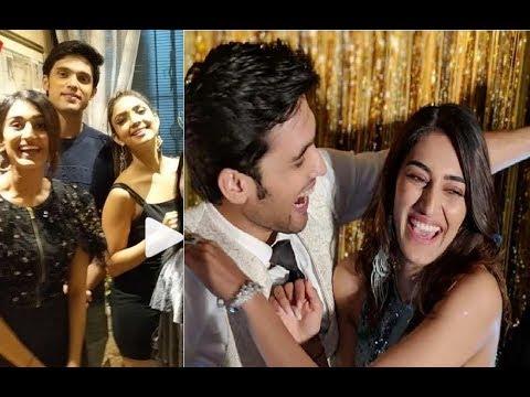Parth Samthaan Played Prank On Erica Fernandes On The Sets Of Kasautii Zindagii Kay 2