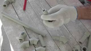 Как паять полипропиленовые трубы для начинающих