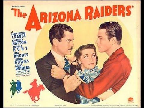 The Arizona Raiders - 1936