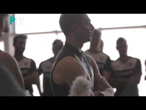 Port Adelaide players get hypnotised - Part 2