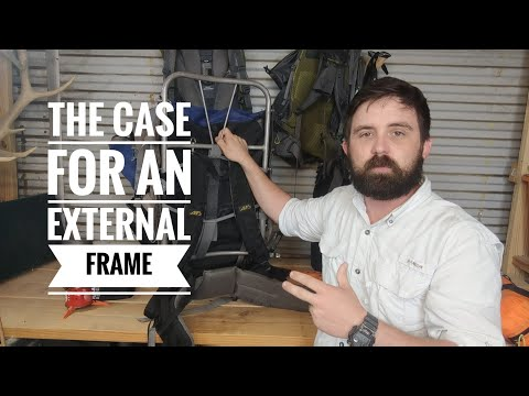 Should You Have An External Frame Pack?
