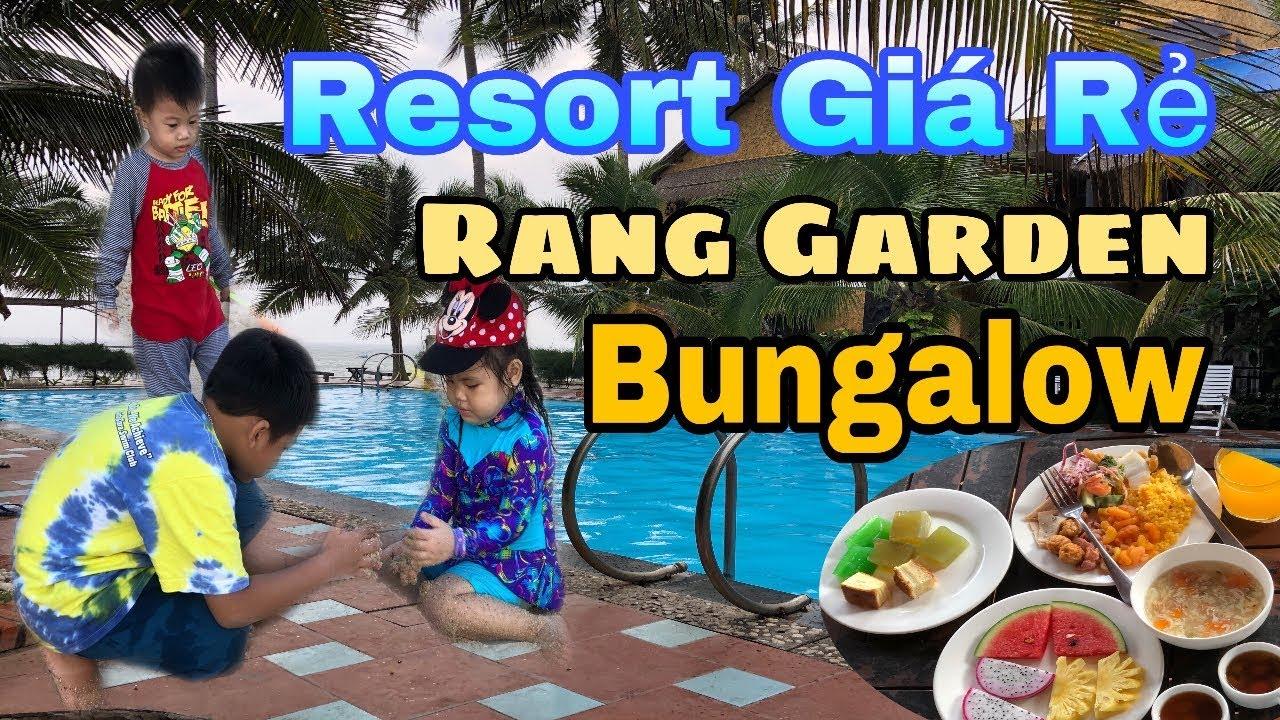 Rang Garden Bungalow Beach Side – Resort Mũi Né Giá Rẻ | SauSoc TV