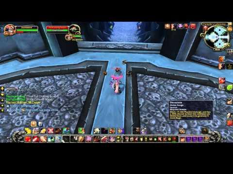 WoW | Full Icecrown Citadel 25 heroic solo | ICC 25 HC | ThatUIGuy