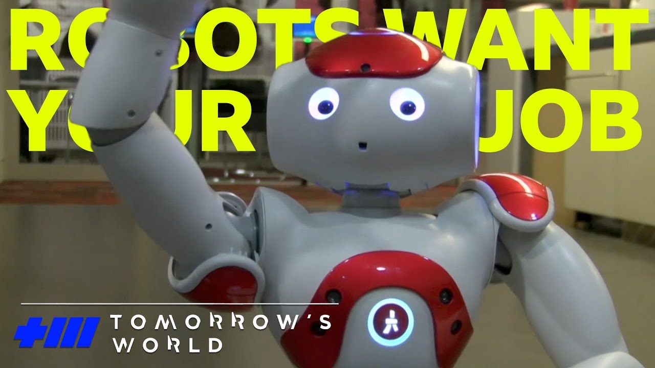Are robots coming for your job? - Tomorrow's World - BBC