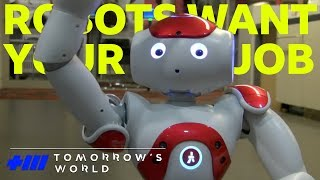Are robots coming for your job? - Tomorrow