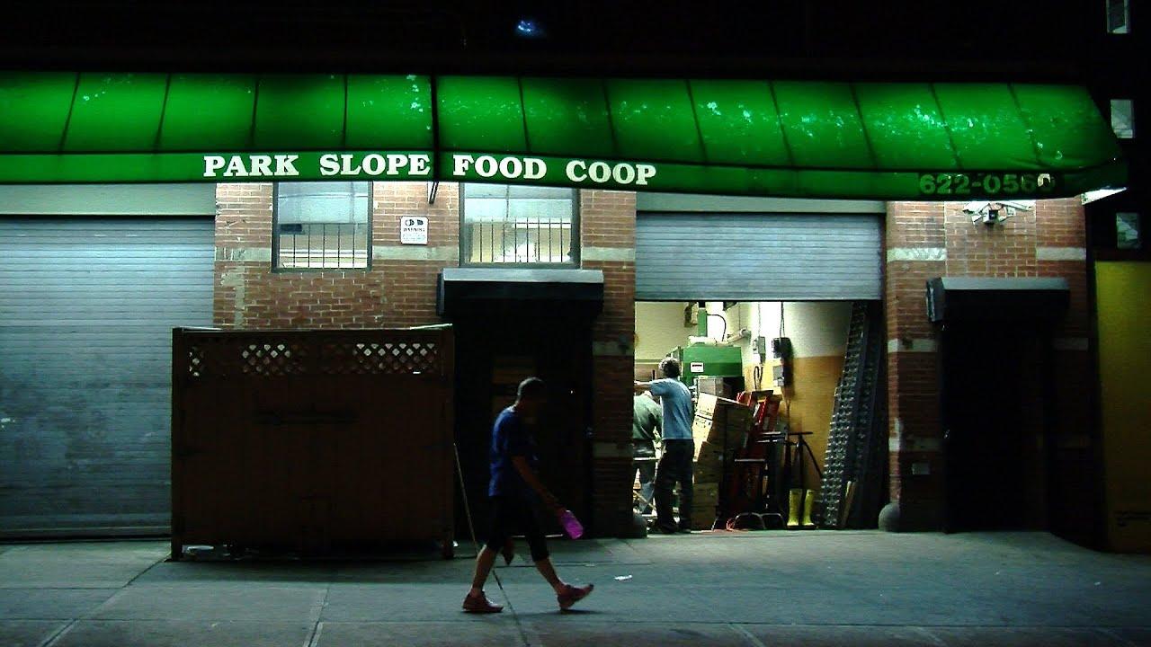 Reportage sur la Park Slope Food Coop