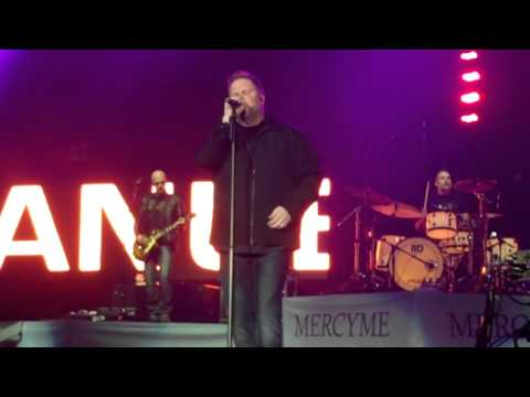 MercyMe - God With Us - Live