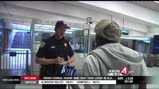 BART Fare Evaders Behave Badly