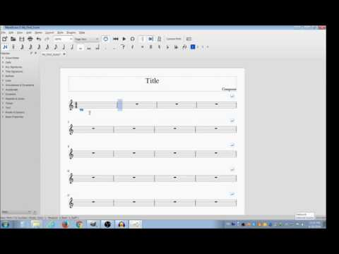 music notation for beginners