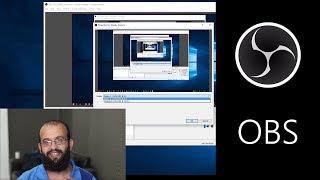 برنامج مجاني لتصوير شاشة الكمبيوتر فيديو بجودة hd وافضل اعدادات او بي اس OBS for recording screen