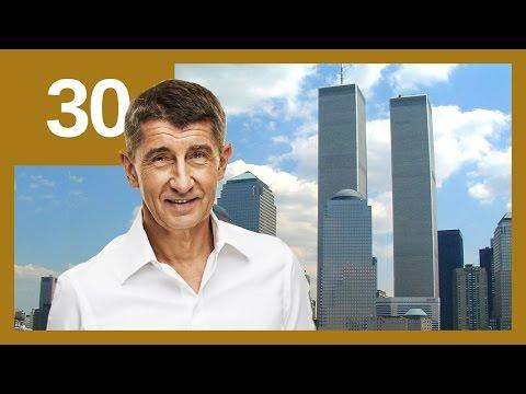 Konspirační teorie: co má společného Babiš a 11. září?