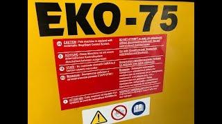 компрессор Ekomak DMD 250 C 10
