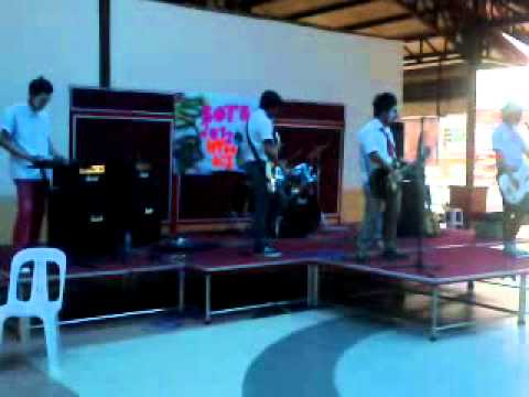 Mind Blank - Masa Depan (Cover The Jespers)