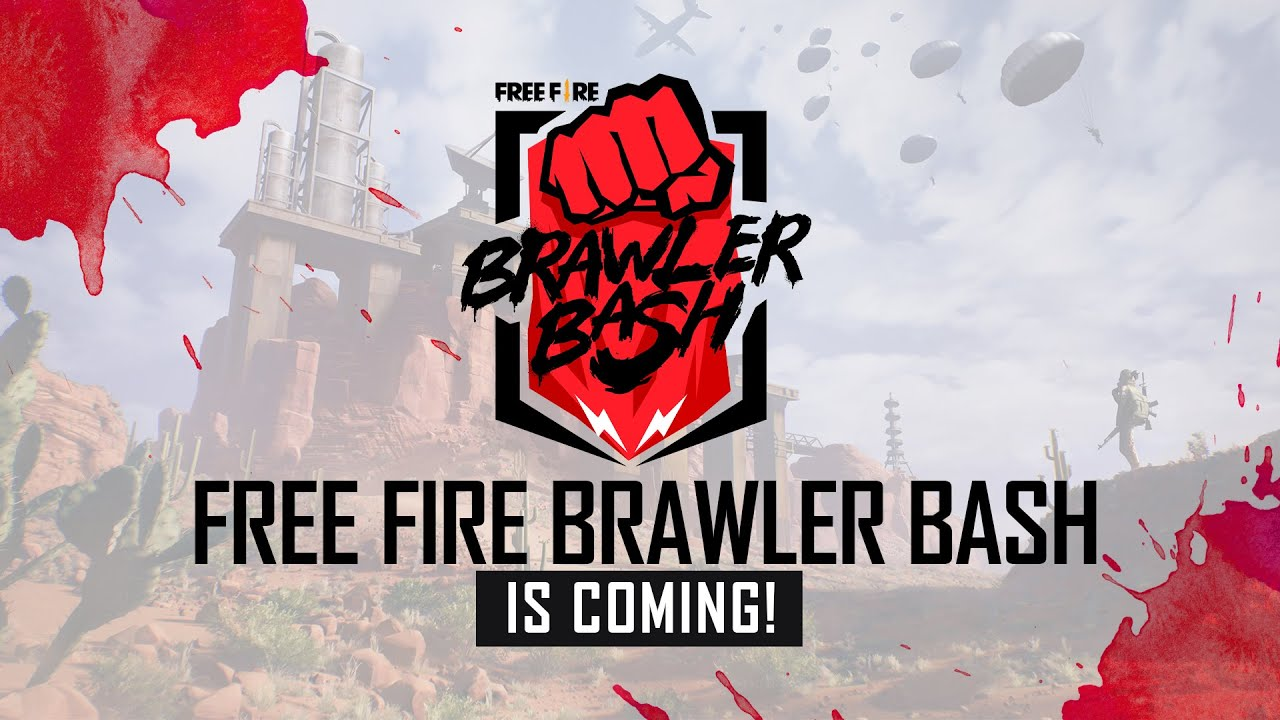 Free Fire Brawler Bash | Teaser Video
